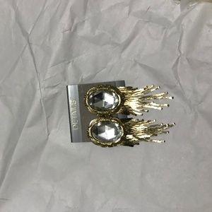 5/$15 vintage costume jewelry tassel earrings